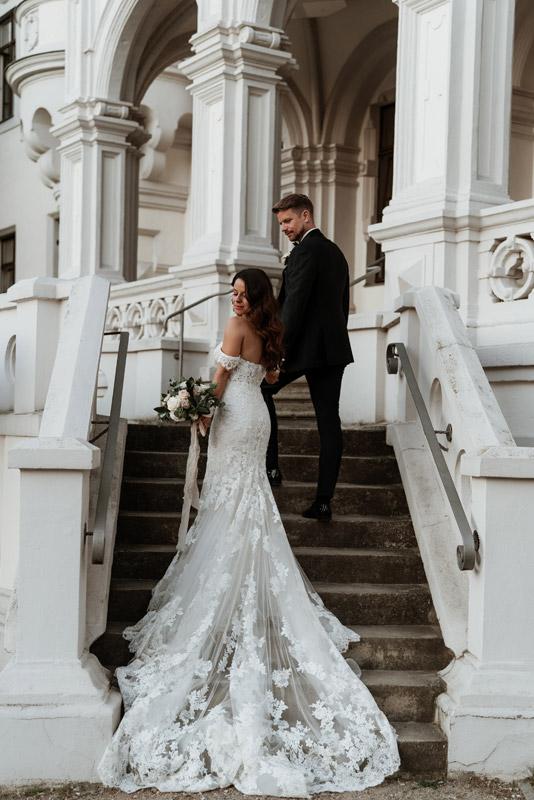 Hochzeit Vanessa und David